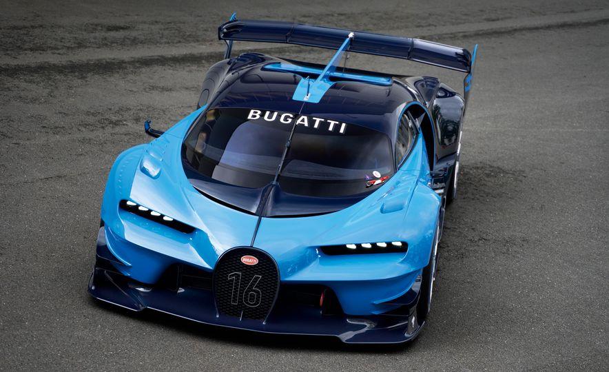 Bugatti Vision Gran Turismo concept - Slide 32