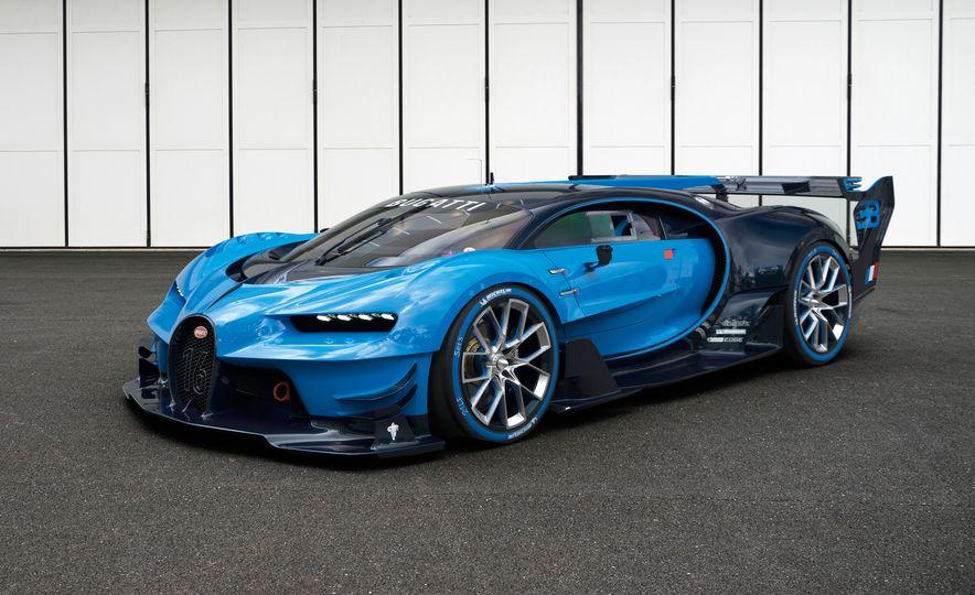 Bugatti Vision Gran Turismo concept - Slide 33