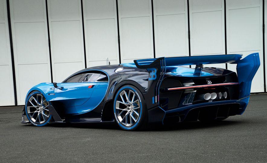 Bugatti Vision Gran Turismo concept - Slide 35