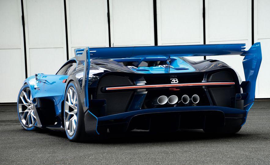 Bugatti Vision Gran Turismo concept - Slide 36
