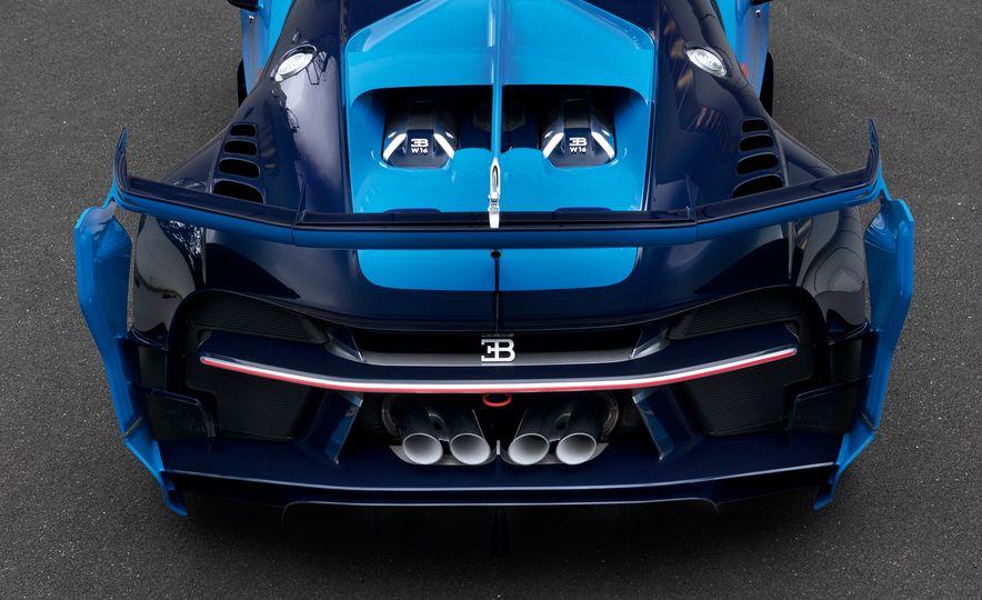 Bugatti Vision Gran Turismo concept - Slide 37