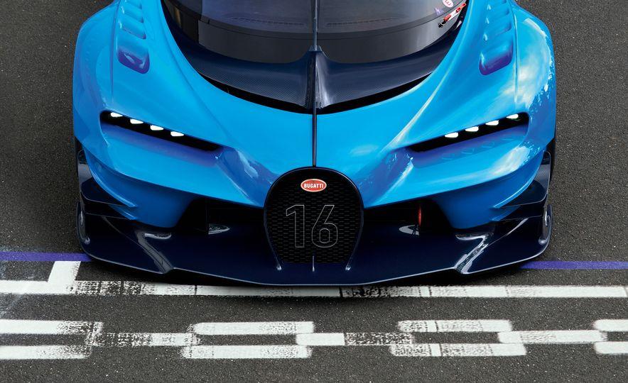 Bugatti Vision Gran Turismo concept - Slide 39