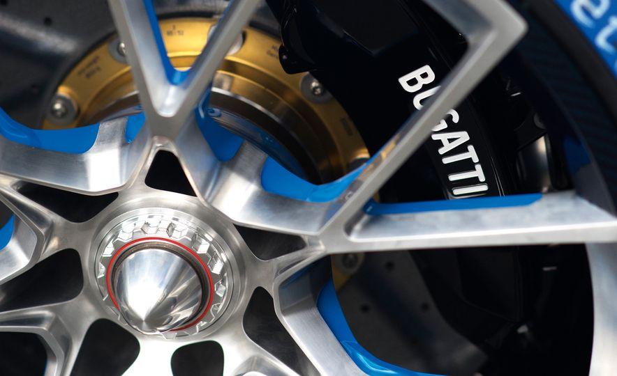 Bugatti Vision Gran Turismo concept - Slide 41
