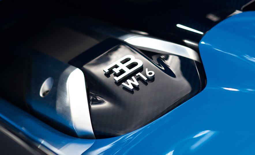 Bugatti Vision Gran Turismo concept - Slide 42