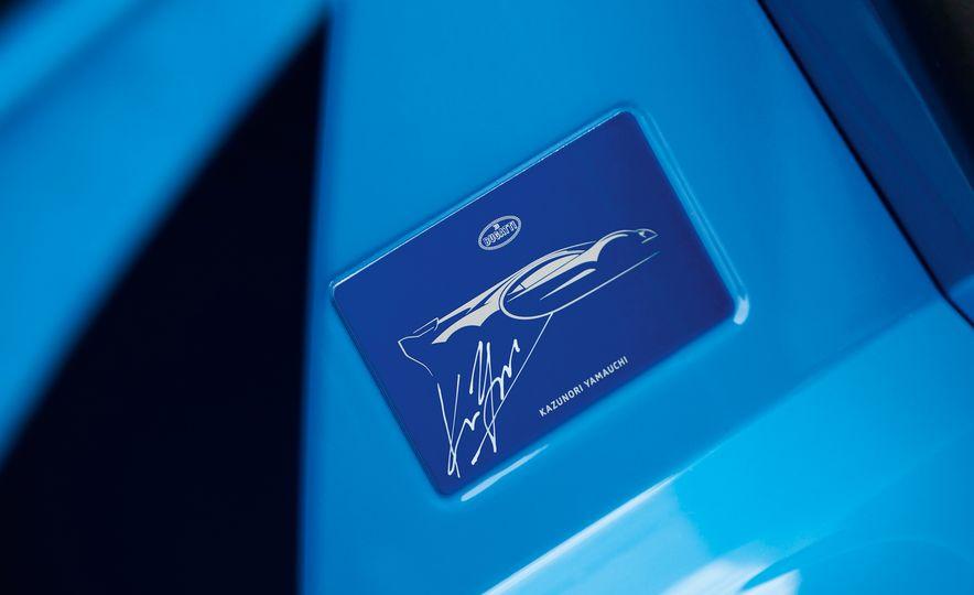 Bugatti Vision Gran Turismo concept - Slide 48