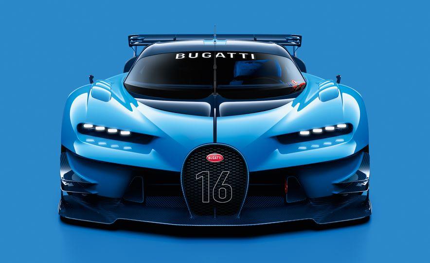 Bugatti Vision Gran Turismo concept - Slide 49