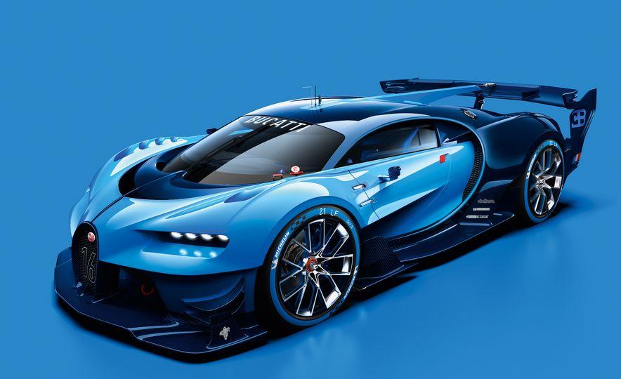 Bugatti Vision Gran Turismo concept - Slide 50