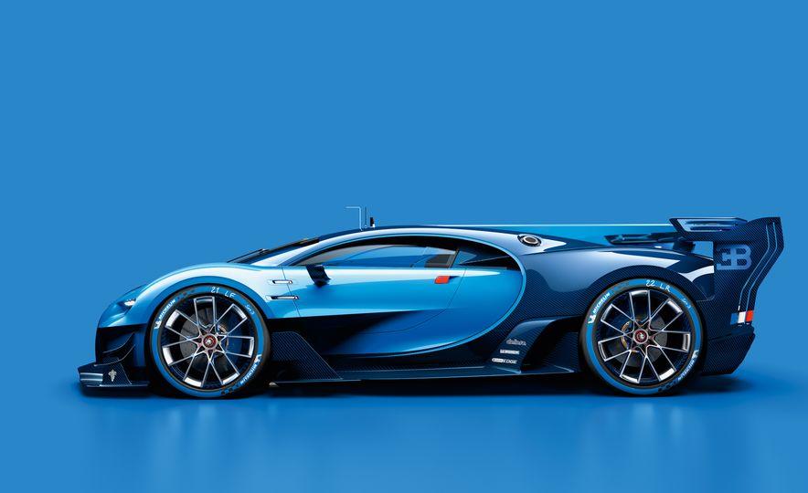 Bugatti Vision Gran Turismo concept - Slide 51