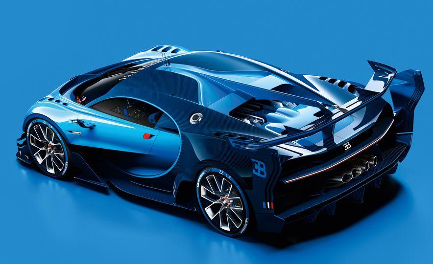 Bugatti Vision Gran Turismo concept - Slide 52