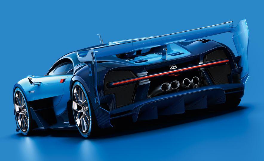 Bugatti Vision Gran Turismo concept - Slide 53