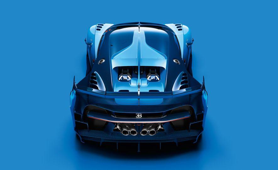Bugatti Vision Gran Turismo concept - Slide 54