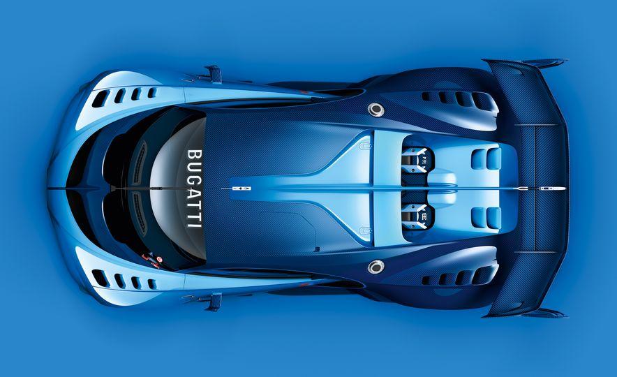 Bugatti Vision Gran Turismo concept - Slide 55