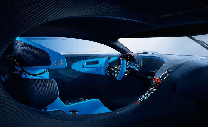 Bugatti Vision Gran Turismo concept - Slide 56