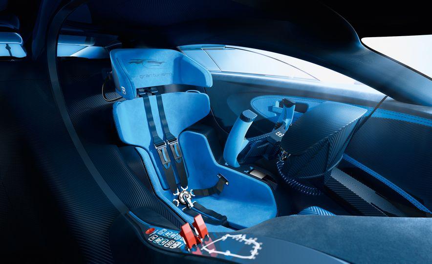 Bugatti Vision Gran Turismo concept - Slide 57