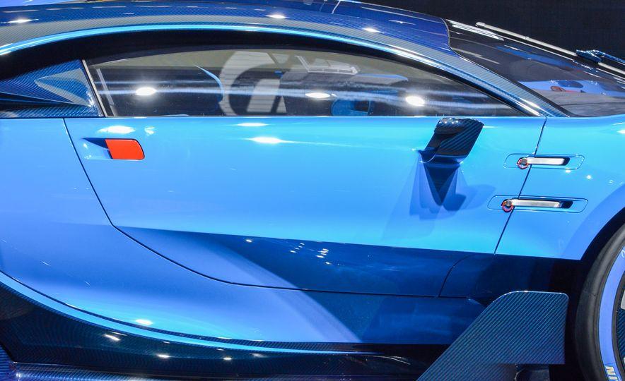 Bugatti Vision Gran Turismo concept - Slide 2
