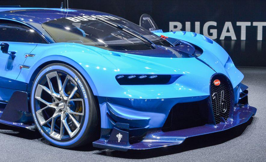 Bugatti Vision Gran Turismo concept - Slide 3