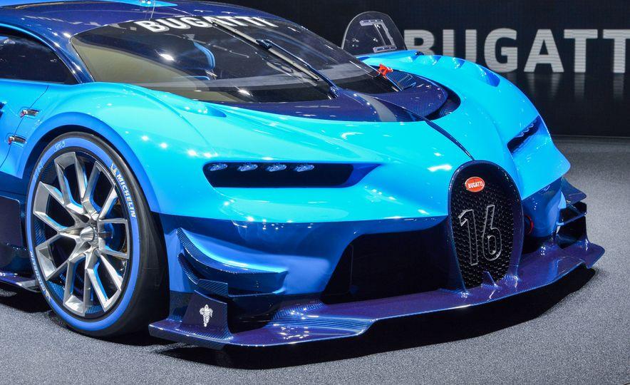 Bugatti Vision Gran Turismo concept - Slide 4