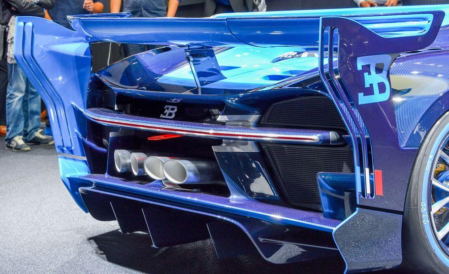 Bugatti Vision Gran Turismo concept - Slide 5