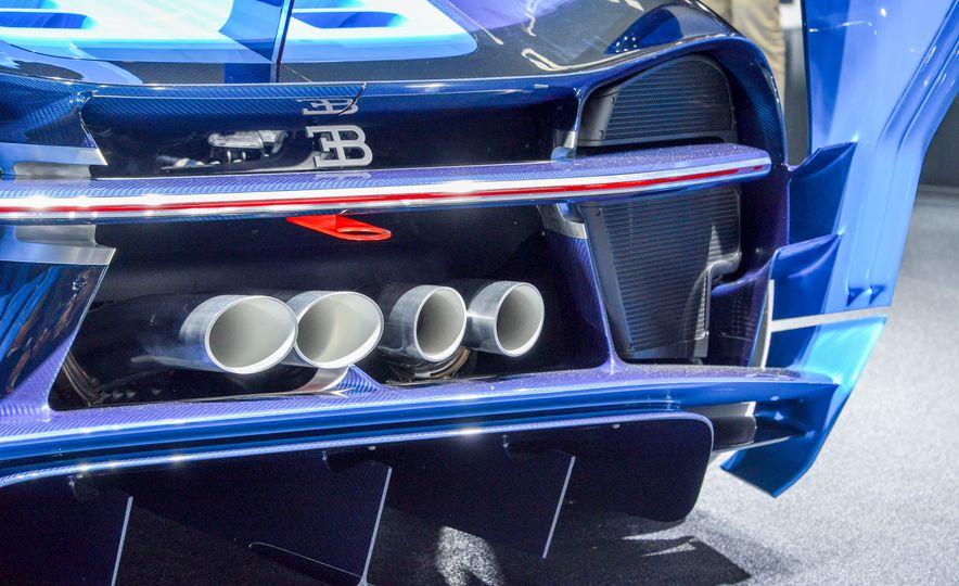 Bugatti Vision Gran Turismo concept - Slide 7