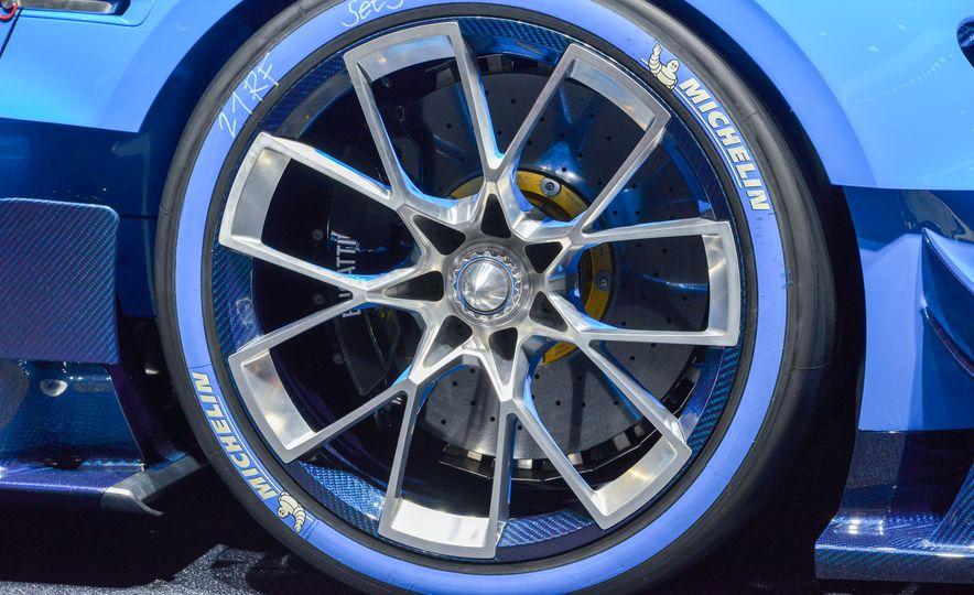 Bugatti Vision Gran Turismo concept - Slide 9