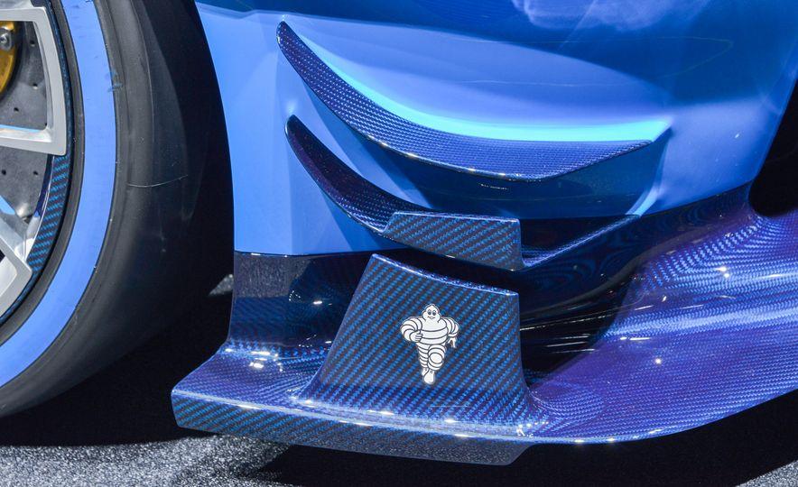 Bugatti Vision Gran Turismo concept - Slide 12