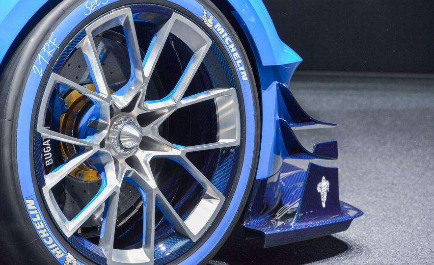 Bugatti Vision Gran Turismo concept - Slide 13