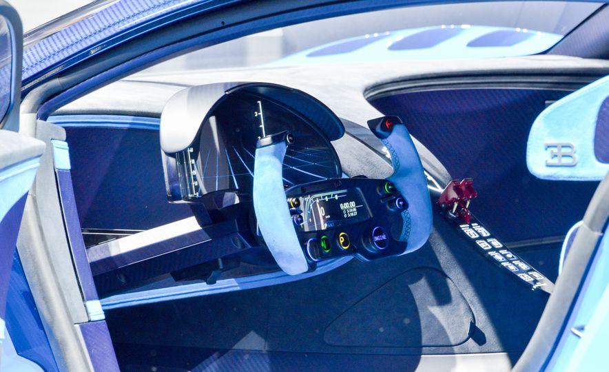 Bugatti Vision Gran Turismo concept - Slide 17