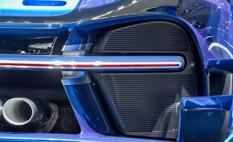 Bugatti Vision Gran Turismo concept - Slide 15