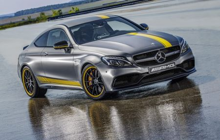 Mercedes-AMG C63 Coupe to Launch with Edition 1 Package