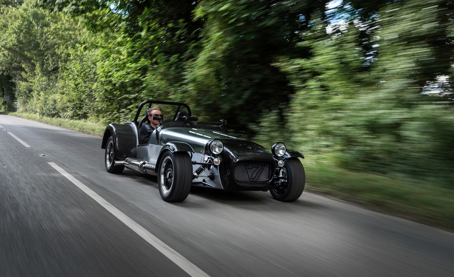 Caterham Superlight Twenty Special Edition - Slide 1