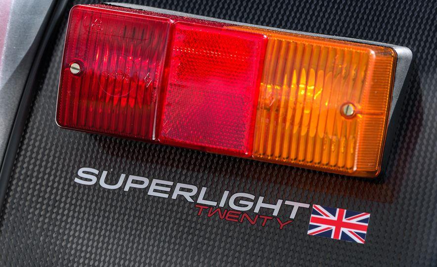 Caterham Superlight Twenty Special Edition - Slide 13