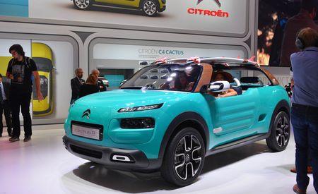 "Citroen Cactus M Concept: Driving ""En Plein Air"""