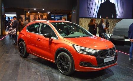 Bonjour! Revised Citroen DS4 Debuts in Frankfurt—Could, Maybe, Set Sail for America