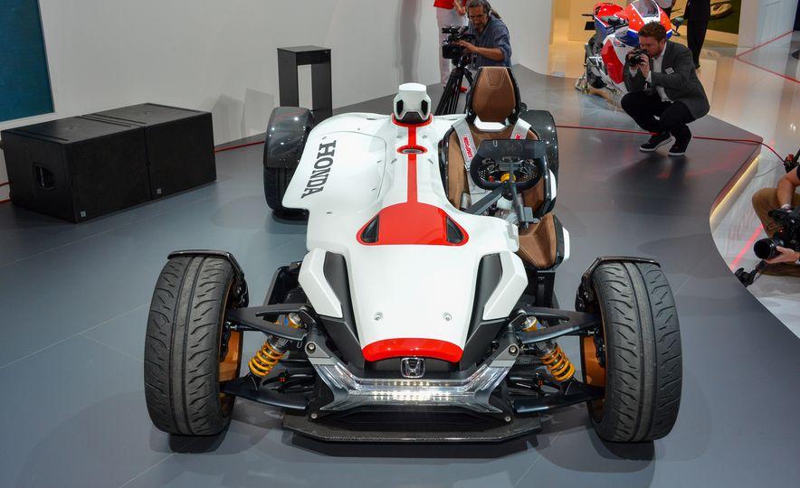 Honda 2&4 concept - Slide 2