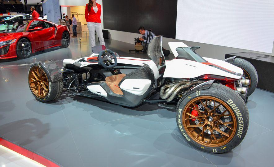 Honda 2&4 concept - Slide 4