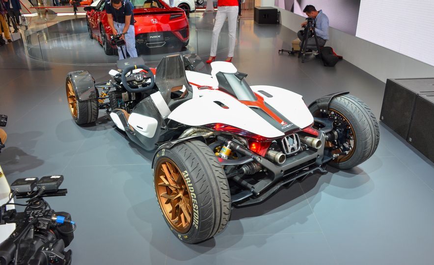 Honda 2&4 concept - Slide 5