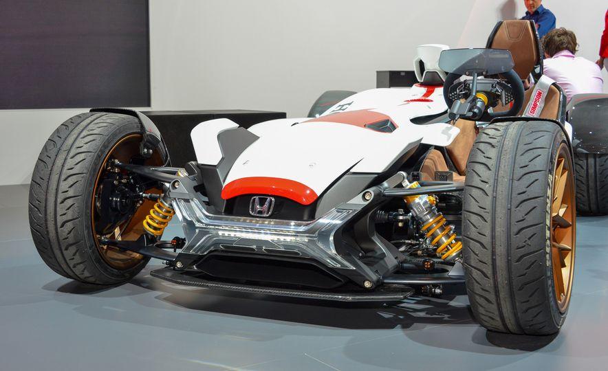Honda 2&4 concept - Slide 6