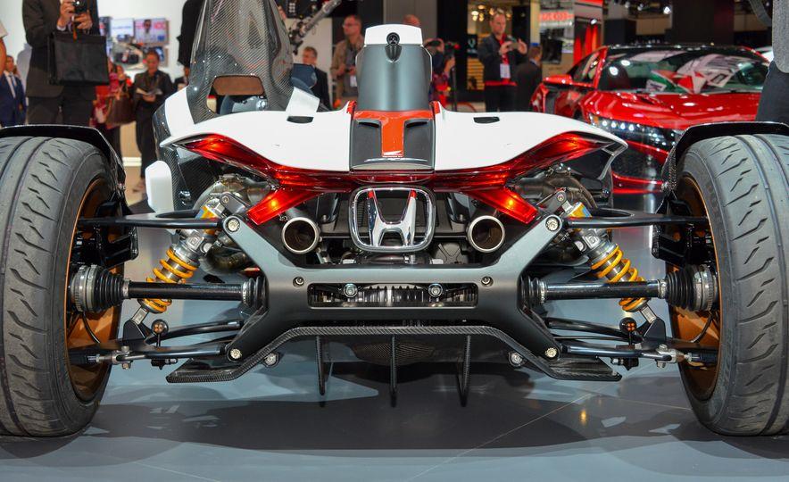 Honda 2&4 concept - Slide 7