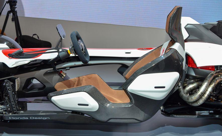 Honda 2&4 concept - Slide 13