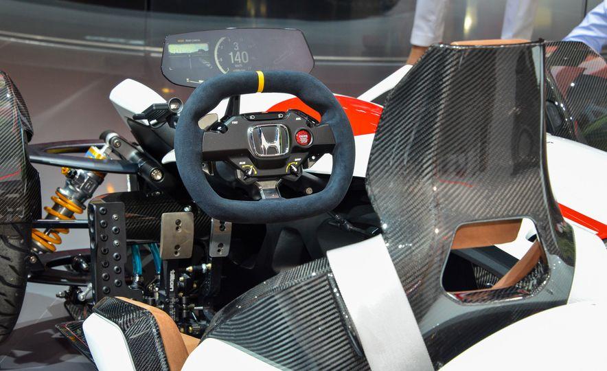 Honda 2&4 concept - Slide 15