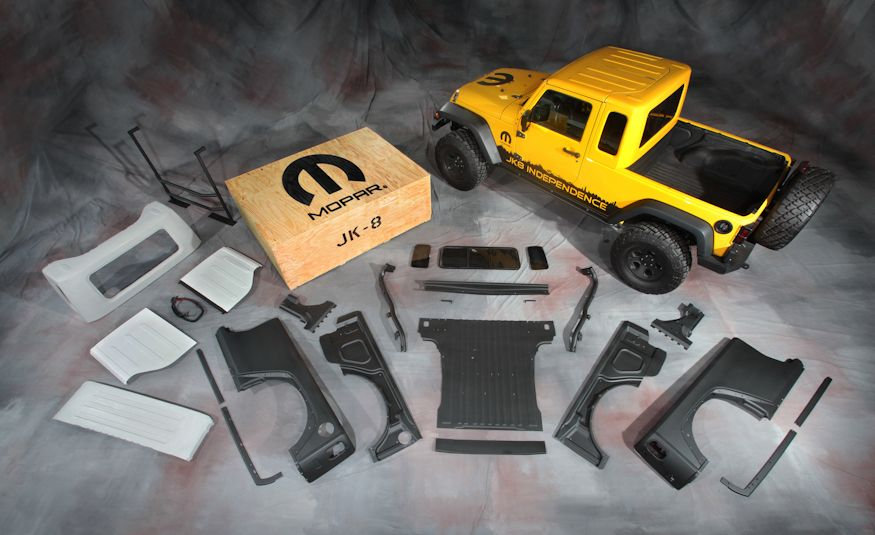 A Visual History of Jeep Pickup Trucks: The Lineage Is Longer Than You Think - Slide 16