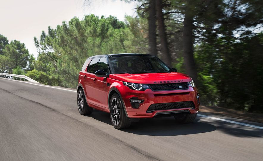 2016 Land Rover Discovery Sport Dynamic Edition - Slide 1