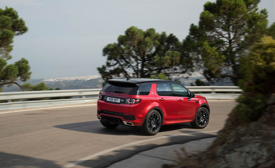 2016 Land Rover Discovery Sport Dynamic Edition - Slide 2