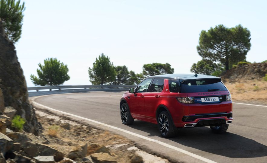 2016 Land Rover Discovery Sport Dynamic Edition - Slide 3