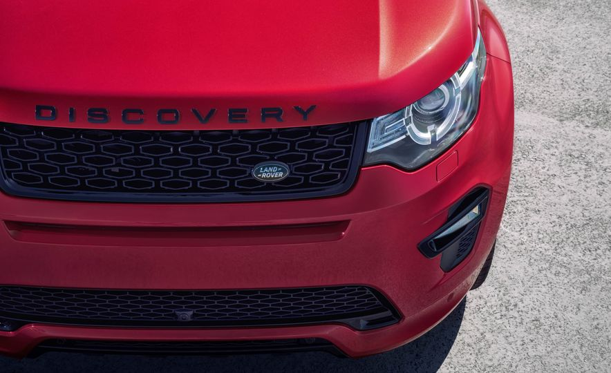 2016 Land Rover Discovery Sport Dynamic Edition - Slide 20