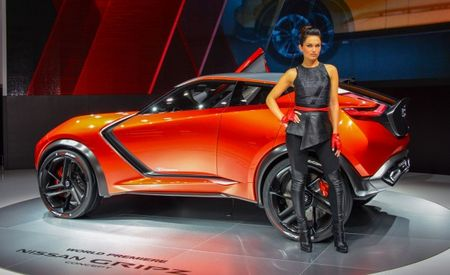 "Nissan's Gripz Concept Is ""Proof"" that Sports Cars Can Be Tall"