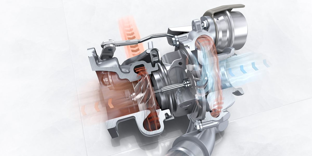 How Future Turbochargers Will Deliver More Power And Efficiency