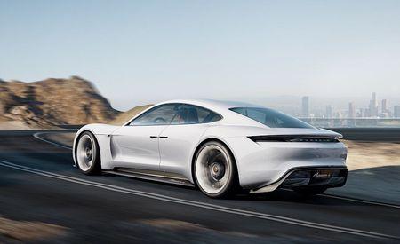 Electric Horseman: Porsche Mission E Sets Bar at 600 HP