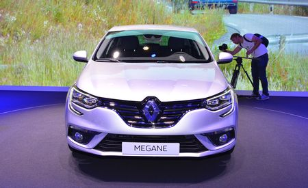 The New Megane Is Renault's Latest Attack on the Golf