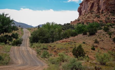 Rim Rock Drive to the Million Dollar Highway: A Driving Adventure